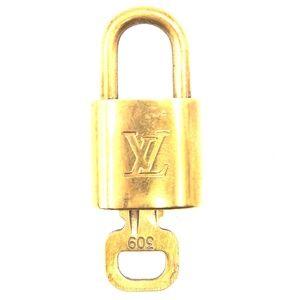 Gold Lock Keepall Speedy Key Set #309 Bag
